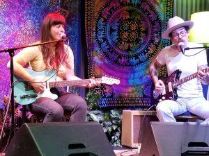 Beth Bombara and Samuel Gregg